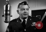 Image of Armed Forces Network radio show behind the scenes Europe, 1962, second 36 stock footage video 65675043028