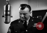 Image of Armed Forces Network radio show behind the scenes Europe, 1962, second 37 stock footage video 65675043028