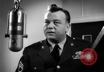 Image of Armed Forces Network radio show behind the scenes Europe, 1962, second 40 stock footage video 65675043028