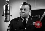 Image of Armed Forces Network radio show behind the scenes Europe, 1962, second 42 stock footage video 65675043028