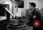 Image of Armed Forces Network radio show behind the scenes Europe, 1962, second 60 stock footage video 65675043028