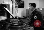 Image of Armed Forces Network radio show behind the scenes Europe, 1962, second 61 stock footage video 65675043028