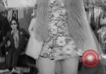 Image of Hippies fashion show London England United Kingdom, 1967, second 20 stock footage video 65675043034