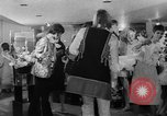 Image of Hippies fashion show London England United Kingdom, 1967, second 27 stock footage video 65675043034