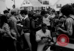 Image of Art show Provincetown Massachusetts USA, 1967, second 4 stock footage video 65675043041