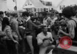 Image of Art show Provincetown Massachusetts USA, 1967, second 6 stock footage video 65675043041