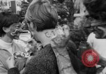 Image of Art show Provincetown Massachusetts USA, 1967, second 15 stock footage video 65675043041