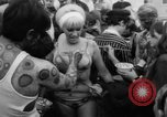 Image of Art show Provincetown Massachusetts USA, 1967, second 35 stock footage video 65675043041