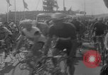 Image of Eddie Merckx wins World Bicycle Championship Holland Netherlands, 1967, second 9 stock footage video 65675043043