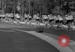 Image of Eddie Merckx wins World Bicycle Championship Holland Netherlands, 1967, second 14 stock footage video 65675043043