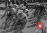 Image of Eddie Merckx wins World Bicycle Championship Holland Netherlands, 1967, second 16 stock footage video 65675043043
