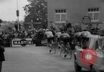 Image of Eddie Merckx wins World Bicycle Championship Holland Netherlands, 1967, second 31 stock footage video 65675043043