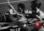 Image of Hippies San Francisco California USA, 1967, second 9 stock footage video 65675043051