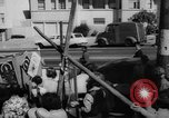 Image of Hippies San Francisco California USA, 1967, second 18 stock footage video 65675043051