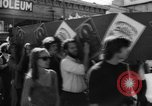 Image of Hippies San Francisco California USA, 1967, second 21 stock footage video 65675043051