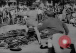Image of Hippies San Francisco California USA, 1967, second 40 stock footage video 65675043051