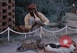 Image of Snake charmer India, 1956, second 47 stock footage video 65675043054