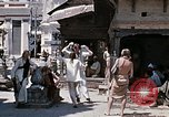Image of Group of Hippies in Neapl Kathmandu Nepal, 1969, second 43 stock footage video 65675043060