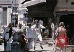 Image of Group of Hippies in Neapl Kathmandu Nepal, 1969, second 44 stock footage video 65675043060