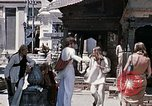 Image of Group of Hippies in Neapl Kathmandu Nepal, 1969, second 47 stock footage video 65675043060