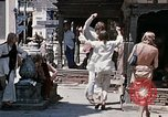 Image of Group of Hippies in Neapl Kathmandu Nepal, 1969, second 54 stock footage video 65675043060