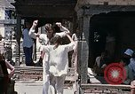 Image of Group of Hippies in Neapl Kathmandu Nepal, 1969, second 57 stock footage video 65675043060