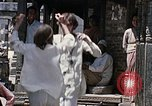 Image of Group of Hippies in Neapl Kathmandu Nepal, 1969, second 62 stock footage video 65675043060