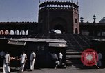 Image of Red Fort Delhi India, 1970, second 27 stock footage video 65675043069