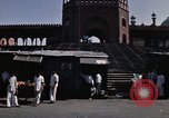 Image of Red Fort Delhi India, 1970, second 28 stock footage video 65675043069