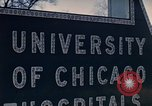 Image of University of Chicago Chicago Illinois USA, 1970, second 7 stock footage video 65675043076