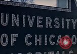 Image of University of Chicago Chicago Illinois USA, 1970, second 13 stock footage video 65675043076