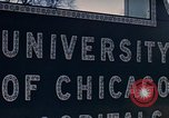 Image of University of Chicago Chicago Illinois USA, 1970, second 15 stock footage video 65675043076