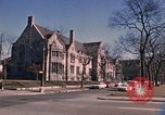 Image of University of Chicago Chicago Illinois USA, 1970, second 16 stock footage video 65675043076