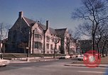 Image of University of Chicago Chicago Illinois USA, 1970, second 20 stock footage video 65675043076