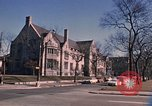 Image of University of Chicago Chicago Illinois USA, 1970, second 25 stock footage video 65675043076