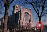 Image of University of Chicago Chicago Illinois USA, 1970, second 31 stock footage video 65675043076