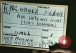 Image of United States airman Vietnam, 1970, second 5 stock footage video 65675043104