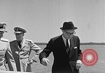 Image of Fred Korth Quantico Virginia USA, 1963, second 25 stock footage video 65675043110