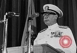 Image of Change of command ceremony Virginia United States USA, 1963, second 33 stock footage video 65675043111
