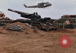 Image of 1st Air Cavalry Division South Vietnam Camp Evans, 1968, second 50 stock footage video 65675043121