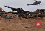 Image of 1st Air Cavalry Division South Vietnam Camp Evans, 1968, second 52 stock footage video 65675043121