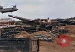 Image of 1st Air Cavalry Division South Vietnam Camp Evans, 1968, second 62 stock footage video 65675043121
