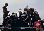 Image of 1st Air Cavalry Division South Vietnam Camp Evans, 1968, second 13 stock footage video 65675043122