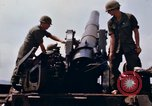 Image of 1st Air Cavalry Division South Vietnam Camp Evans, 1968, second 18 stock footage video 65675043122