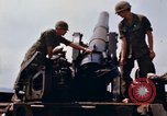 Image of 1st Air Cavalry Division South Vietnam Camp Evans, 1968, second 19 stock footage video 65675043122