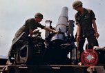 Image of 1st Air Cavalry Division South Vietnam Camp Evans, 1968, second 20 stock footage video 65675043122