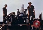 Image of 1st Air Cavalry Division South Vietnam Camp Evans, 1968, second 30 stock footage video 65675043122