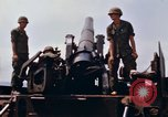 Image of 1st Air Cavalry Division South Vietnam Camp Evans, 1968, second 32 stock footage video 65675043122