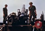 Image of 1st Air Cavalry Division South Vietnam Camp Evans, 1968, second 33 stock footage video 65675043122