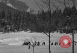 Image of Boys and girls at U.S. Ski Patrol School Berchtesgaden Germany, 1957, second 13 stock footage video 65675043165